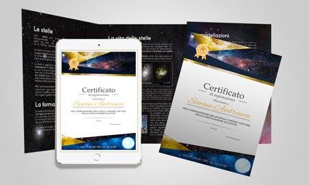 Global Stars Register Regala Una Stella A Una Persona Speciale